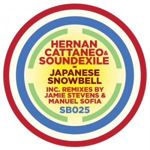 "Hernan Cattaneo & SoundExile ""Japanese Snowbell&quot"