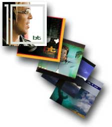 bt contest Win BT's back catalogue of CDs